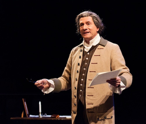 Ian Ruskin as Thomas Paine